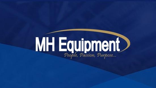 MH Equipment logo
